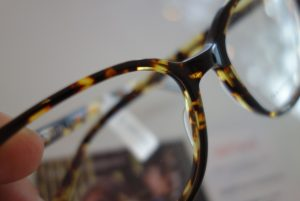 Barton Perreira frames close up